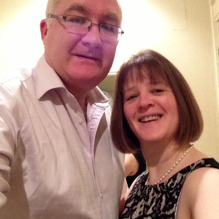 David and Eileen Sharp